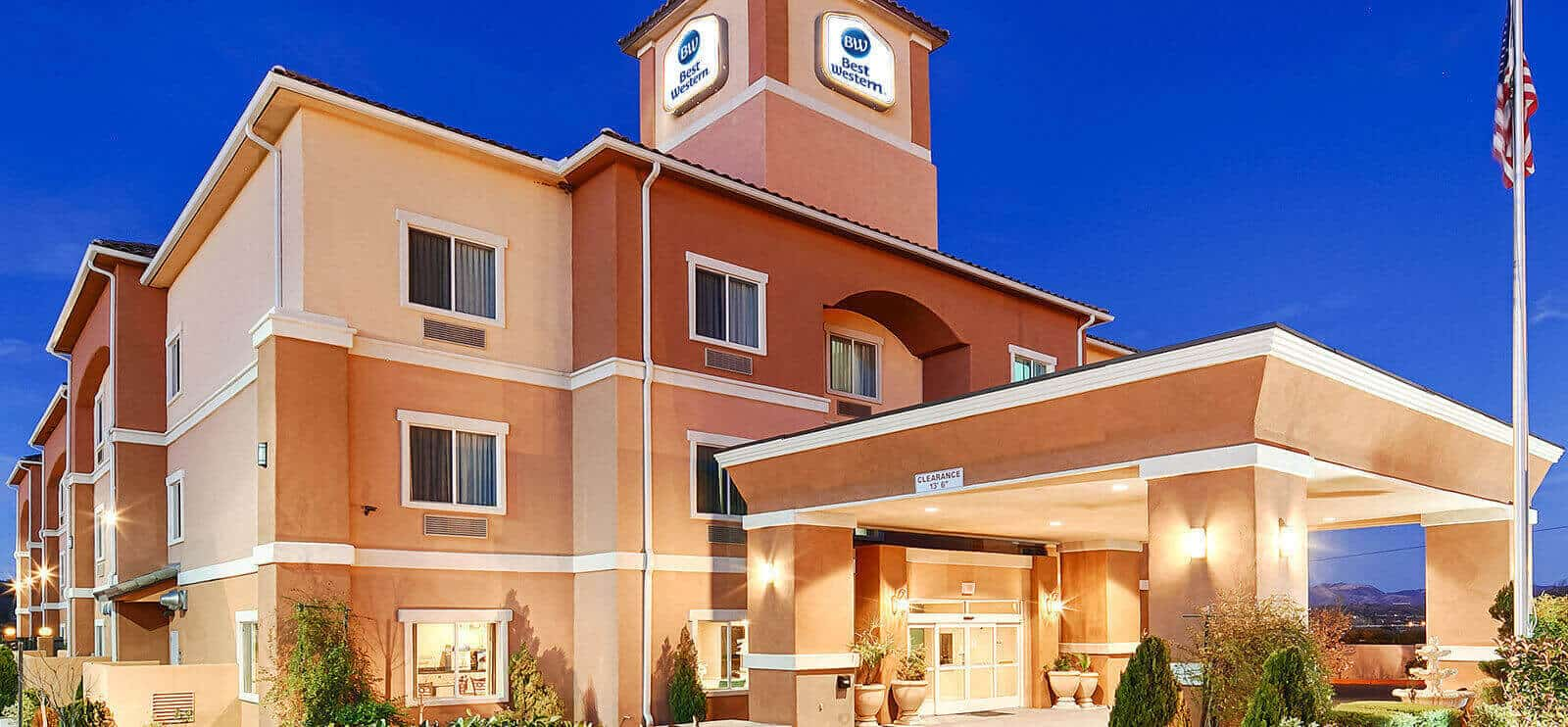 Best Western Nogales Front